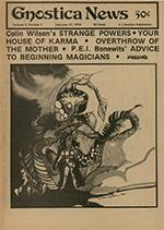Gnostica News, Issue 19 (February 1974)