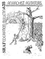 Anarchist Agitators, Issue  28 (1974)