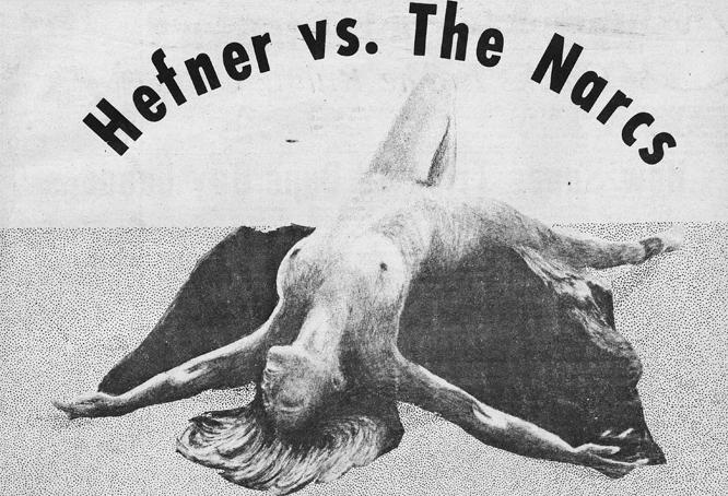 Hefner vs, The Narcs